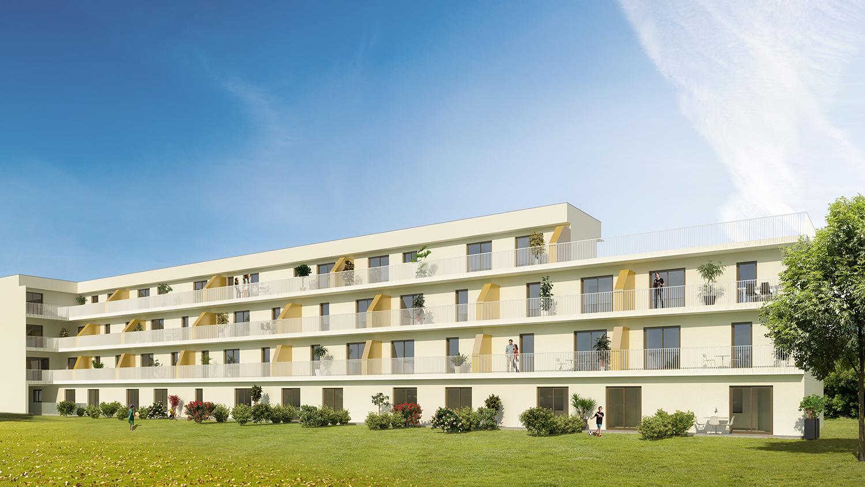 Mietwohnungen bis 3 Zimmer in Seiersberg-Pirka, Graz