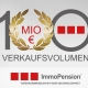 100 Mio. Euro Umsatz überschritten