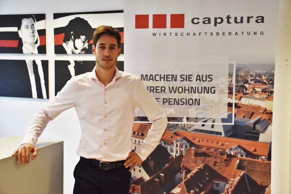 Rene Binder und die Captura Unternehmensgruppe